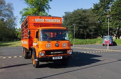 1980 - Bedford TK 1260 Lorry