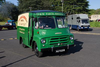 1964 - Morris LD Van
