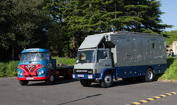 1987 - Bedford TL Lorry