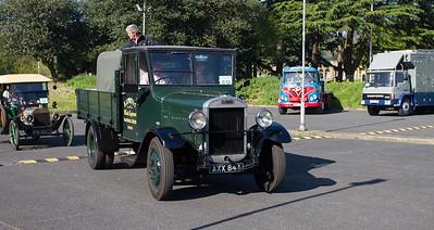 1934 - Thornycroft Dropside Lorry