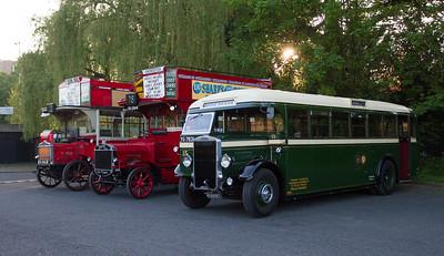 1934 - Leyland Tiger TS6 Single Deck Bus