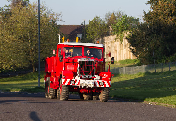 1958 - Scammell Constructor Recovery Vehicle