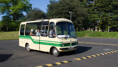 1977 - Bedford CFL 350 Coach