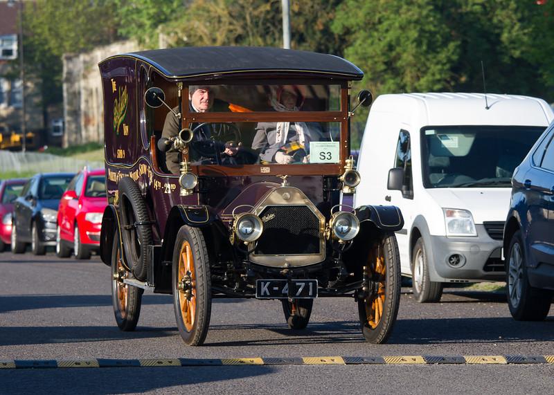 1912 - Belsize 10-12hp Van