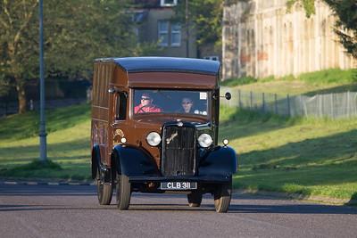 1935 Bedford 2 Ton Van