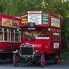 1922 - Tilling-Stevens TS3A Double-Deck Bus