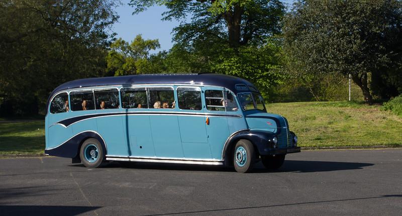 1948 - Leyland Comet Coach