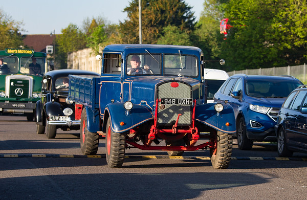 1940 - Fordson WOT3 Lorry