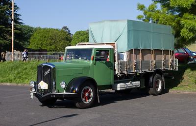 1958 - Berna L4 Dropside Lorry