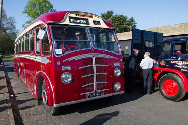 1938 - Leyland TD5 Coach - Beadle Body