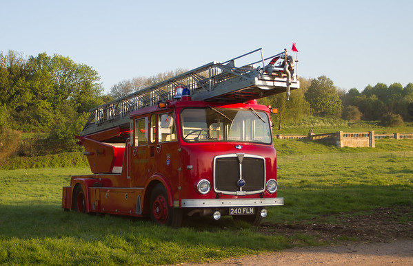 1964 - AEC Merryweather TL Fire Appliance