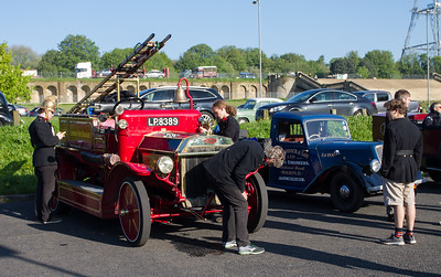 1916 - Dennis 'N' Type Fire Appliance