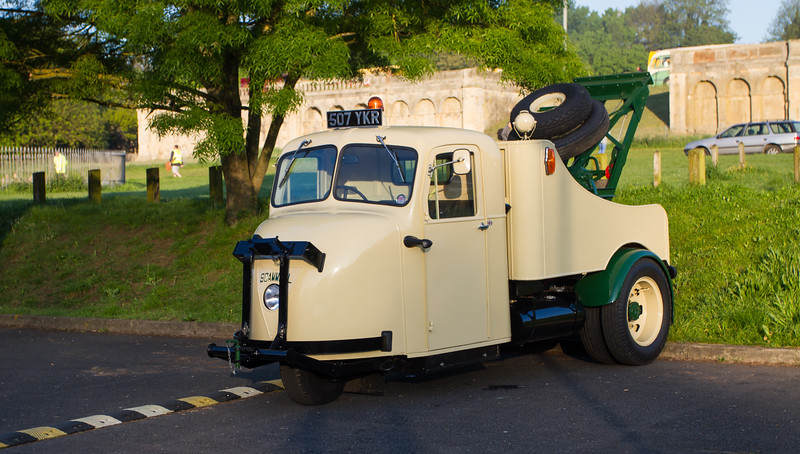1963 - Scammell Scarab