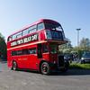 1951 - Leyland 7RT Double-deck bus