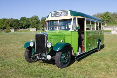 1937 - Leyland Cub Single-Deck Bus
