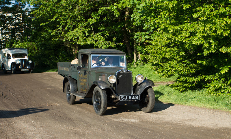 1935 - Austin 12/4 Pick-up