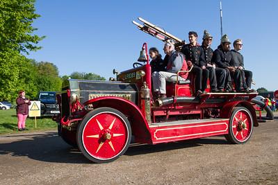 1916 - Dennis N Type Fire Appliance