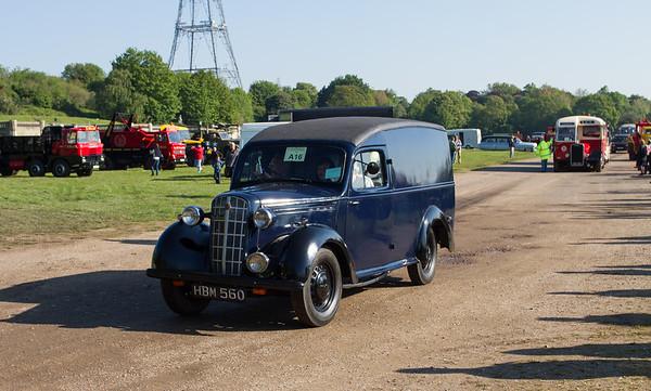 1949 - Bedford 10/12 cwt Van