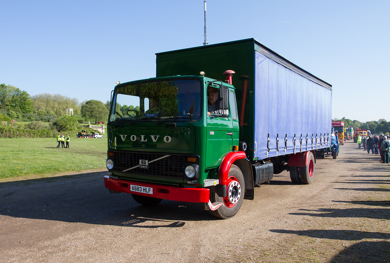 1982 - Volvo F6 Lorry
