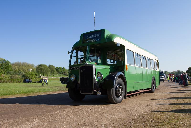 1949 - Bristol L5G Single-Deck Bus