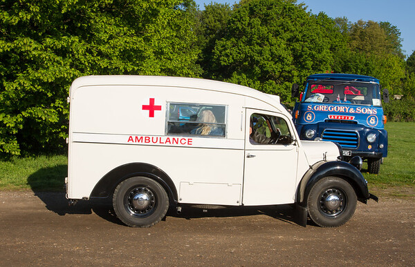 1941 - Morris Series Y Ambulance