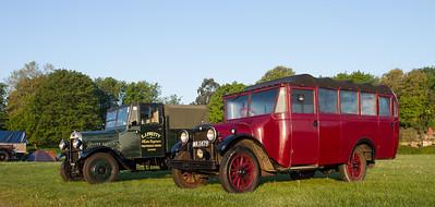 1924 - REO Speedwagon Charabanc