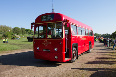 1953 - AEC Regal IV RF 395 Single-Deck Bus