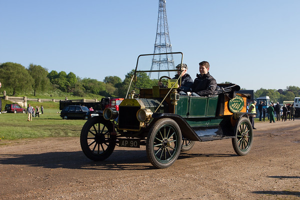 1911 - Ford Model T Pick-up