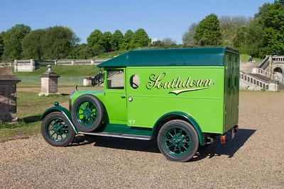 1930 - Morris Light Van