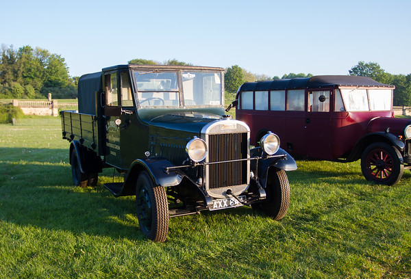 1934 - Thornycroft AE FB4 Type Dropside Lorry