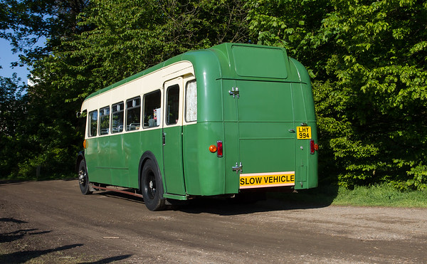 1949 - Bristol L5G Single-Deck Bus