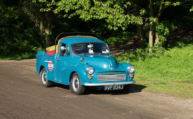 1970 - Morris Minor 1000 Pick-up