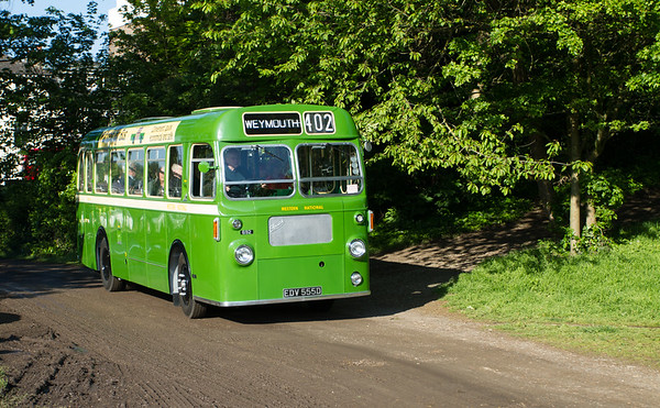 1966 - Bristol SUL4A Single-Deck Bus