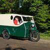 1953 - Reliant Regent 6cwt Van
