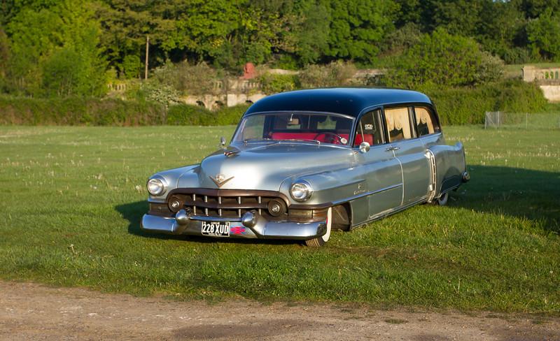 1952 Cadillac Series 62 Ambulance/Hearse