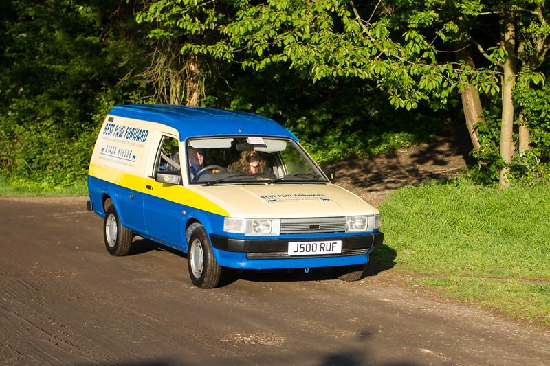 1992 - Rover Maestro Van
