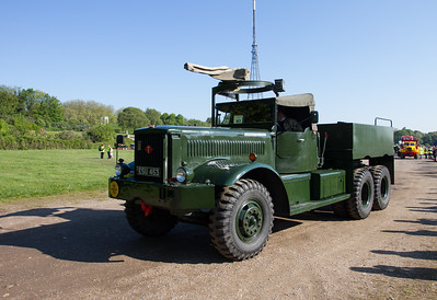 1943 - Diamond T Military Lorry