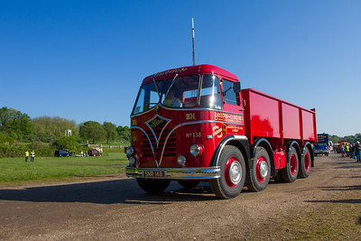 1959 - Foden S20 Eight Wheel Tipper