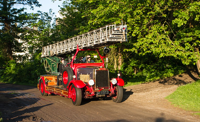 1938 - Leyland TLM2A Turntable Ladder