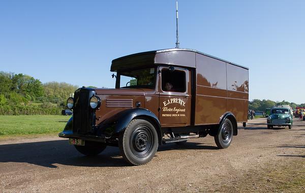1935 - Bedford W 2 Ton Van