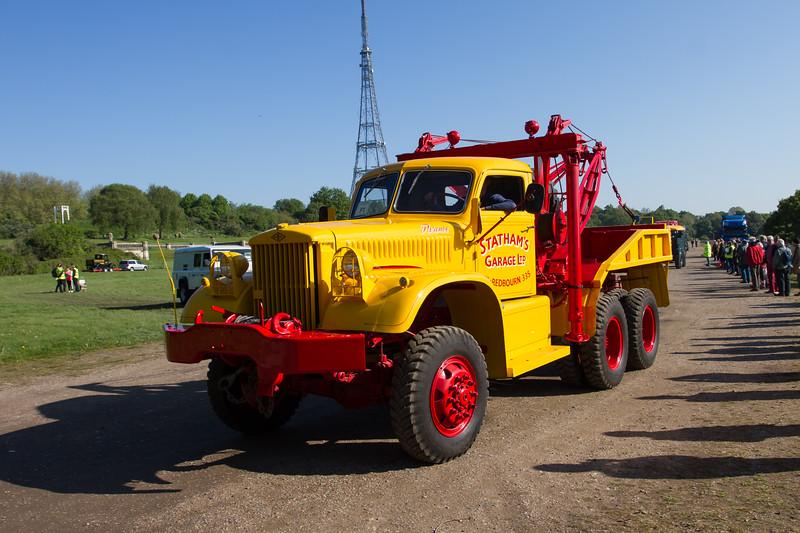 1943 Diamond T 958 Lorry