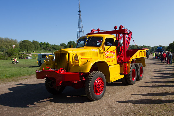1943 - Diamond T 958 Lorry