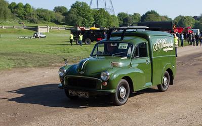 1971 - Morris Minor Van