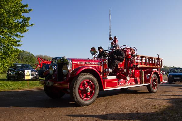 1930 - Mack BB Fire Appliance