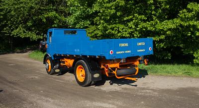 1955 - Foden OG 4/6 Dropside Lorry