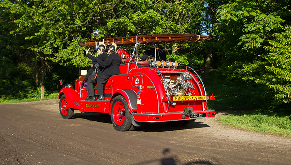 1937 - Fordson Fire Engine