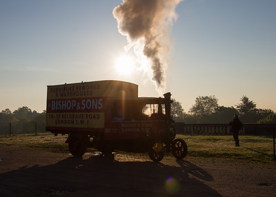 1929 Forden 5/6 Ton HH Steam Wagon