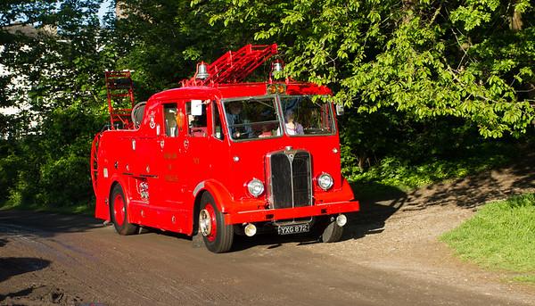 1950 - AEC Regent III Fire Appliance