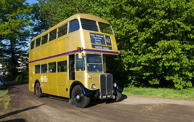 1954 - AEC Regent III Double-Deck Bus