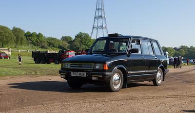 1988 - MCW Metrocab Taxi Series 1
